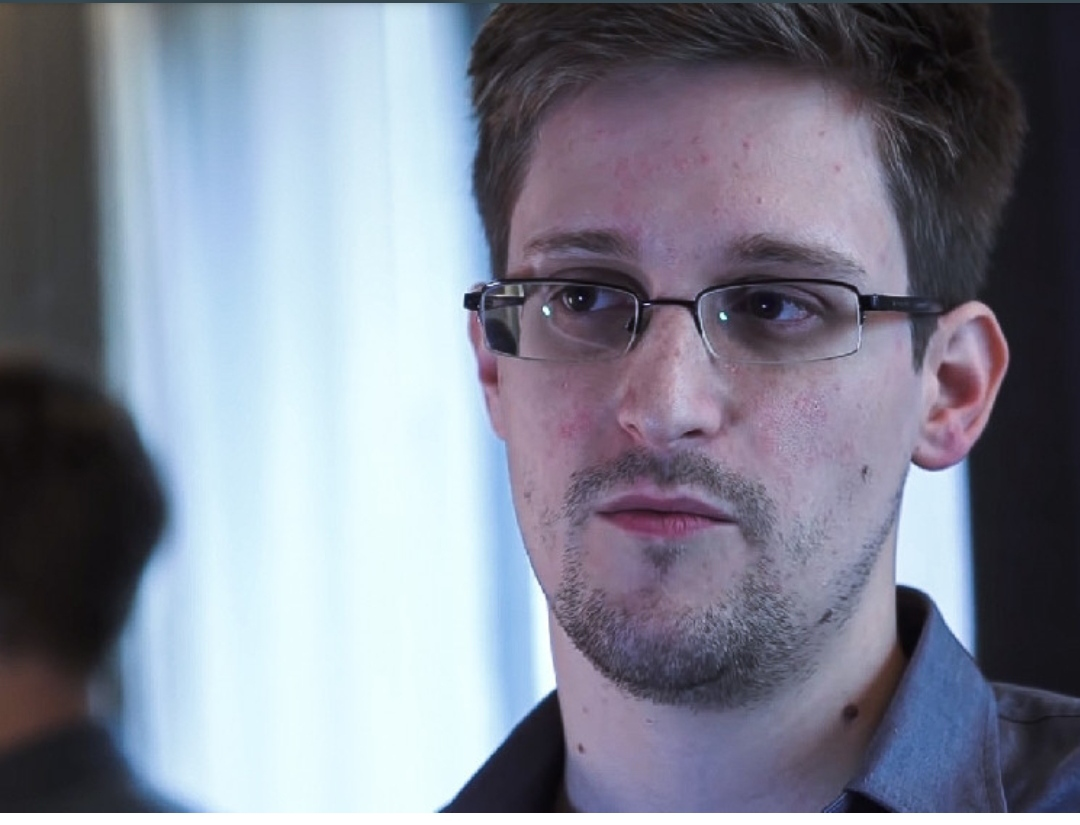 Edward Snowden Slams Cryptocurrency That Scans People's Eyeballs